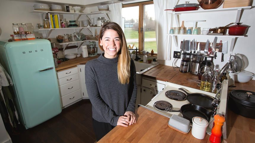 Minnesota food blogger gets nods from tv magazine molly