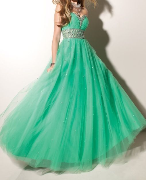 I just love this dress! The color and length of it!