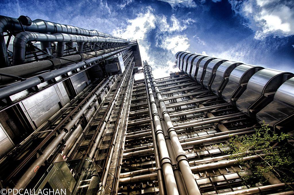 Lloyds of London   Flickr - Photo Sharing!
