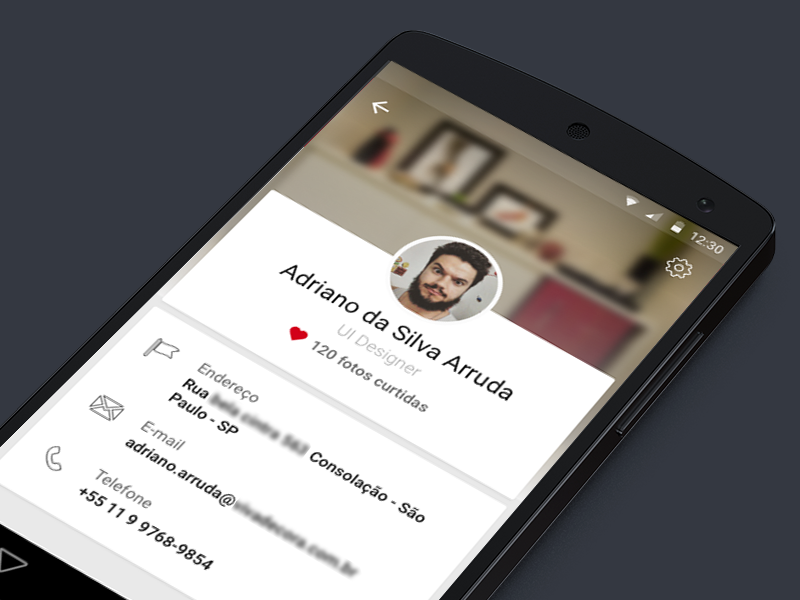 Pin on mobile app design