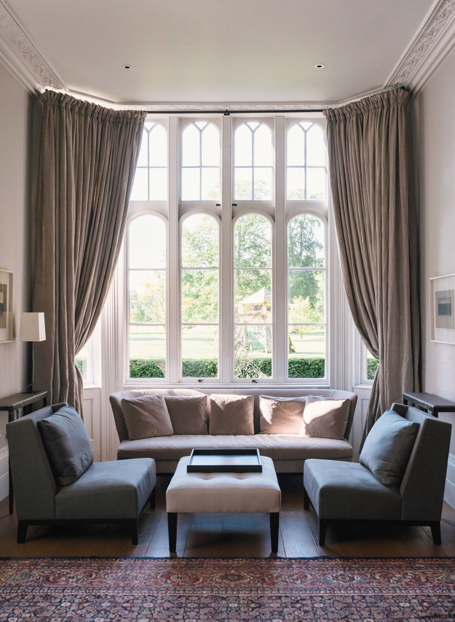 Sarah Delaney Design Oxfordshire Country House I (With