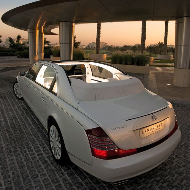 2012 Maybach 62s Landaulet Sports Cars Luxury Maybach Luxury Cars