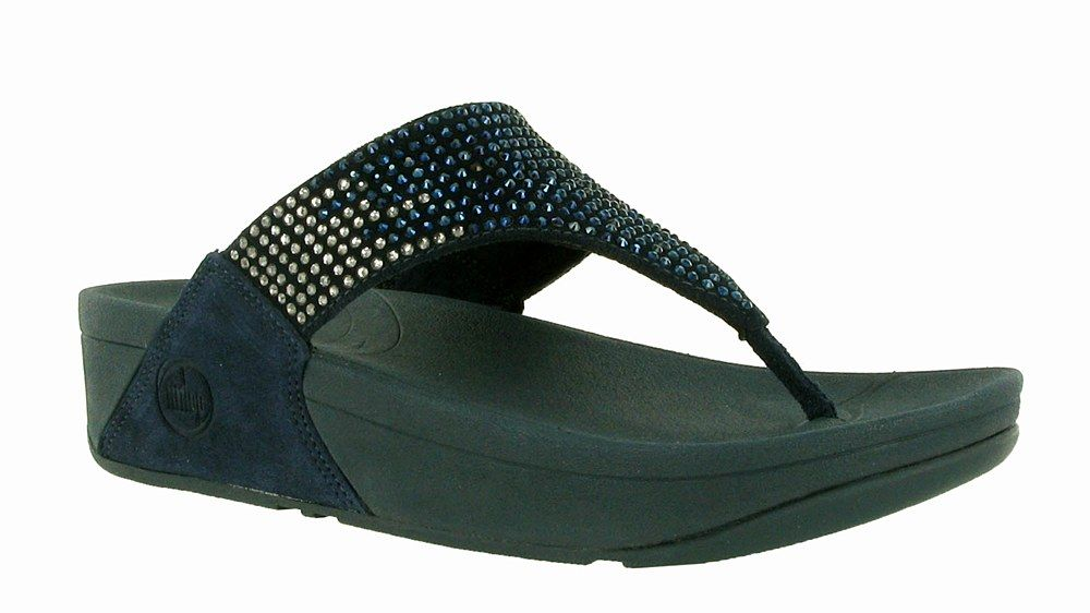 Fitflop Flare Ladies Toe Post Casual Mule Sandal - Robin Elt Shoes  http://www.robineltshoes.co.uk/store/search/brand/Fitflop/ #Spring #Summer #SS14 #2014 #Sandals