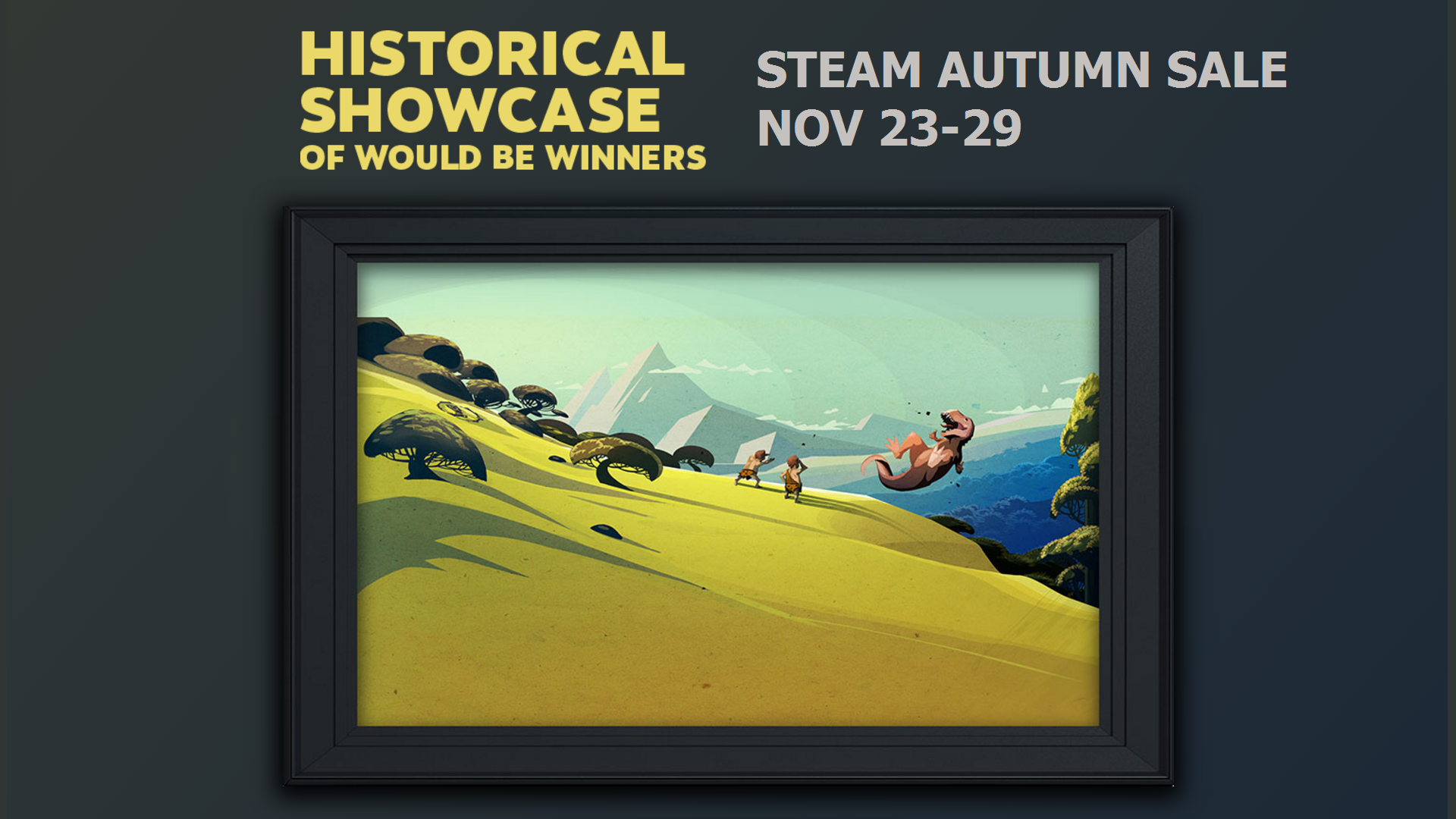 Steam Autumn Sales And Nominations for Steam Awards Have Begun - http://techraptor.net/content/steam-autumn-sales-nominations-steam-awards-begun | Gaming, News