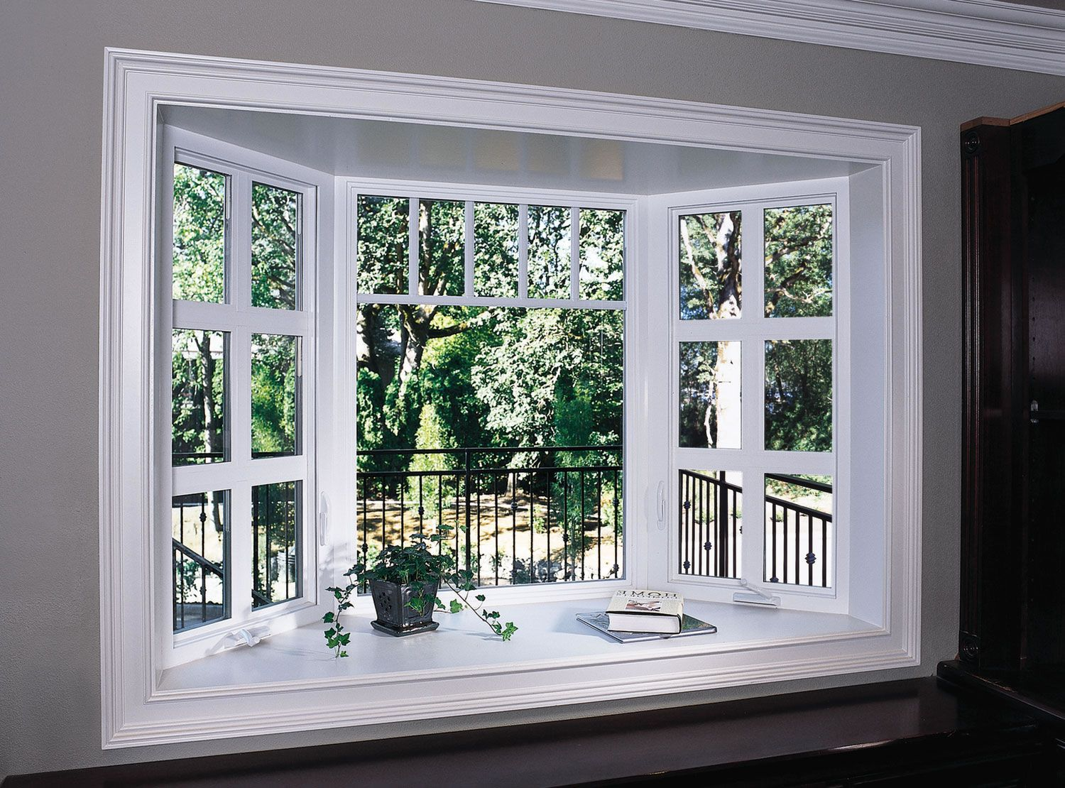 small bay window breakfast nook kitchen design exciting pleasant small bay windows for
