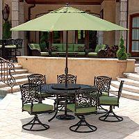 Renaissance Outdoor Patio Dining Set  Pc Sams Club