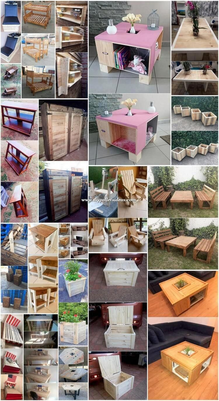 Read more about Pallet Upcycling #palletdecor #palletdesign #recyceltepaletten