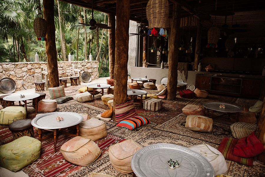 Charming Exotic Eateries » Nontraditional Dining » Bohemian Cafes » Boho Life »  Awaken The Soul Photo