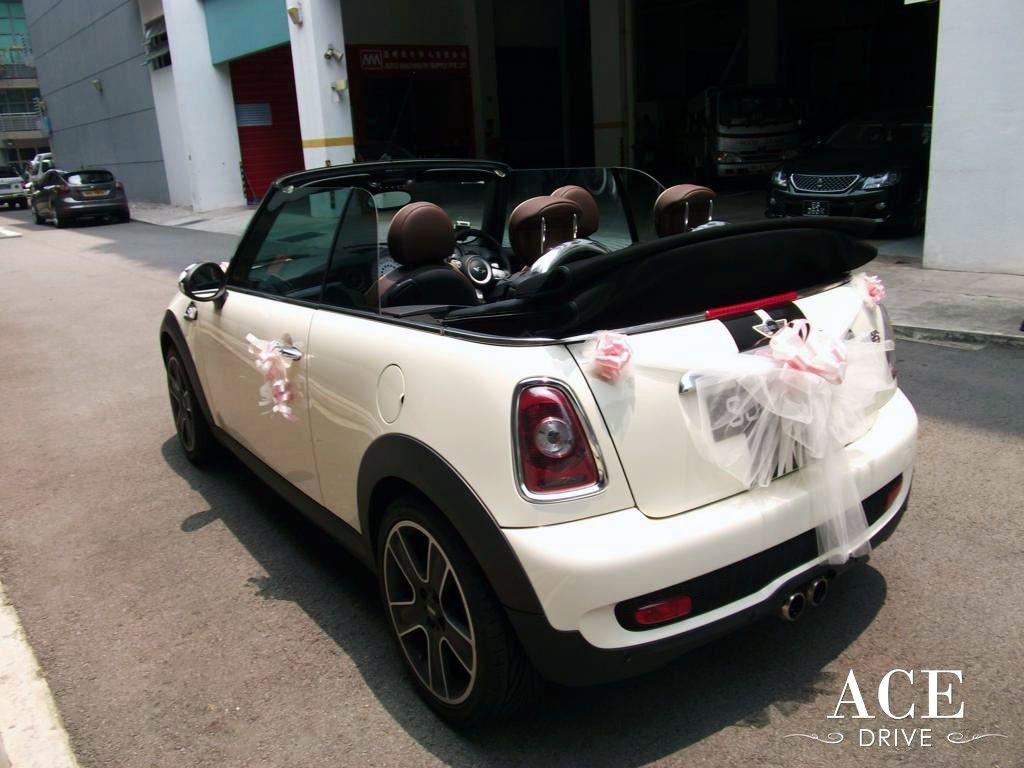 Bridal Car Mini Cooper S Wedding car, Bridal car