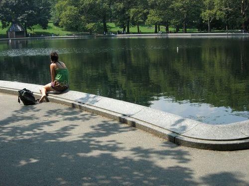 Central Park by Flygstolen, via Flickr #NewYork #NY #CentralPark
