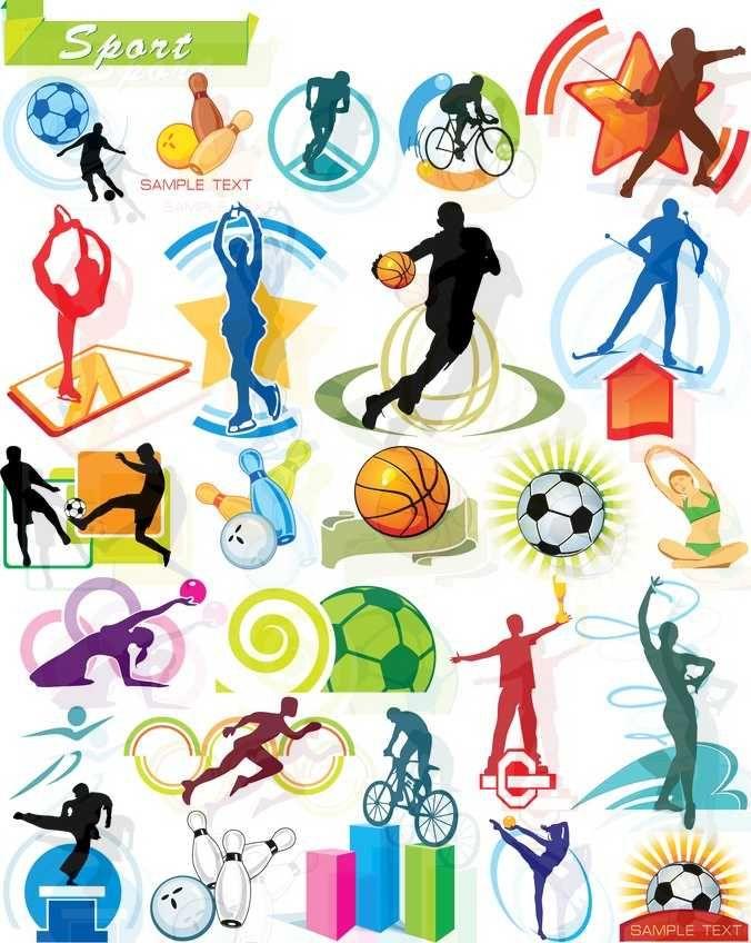 Free Sport Icons Vector Free Photos Pinterest