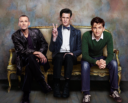 The doctors are in. So well done....Except 10 is a little too casual.