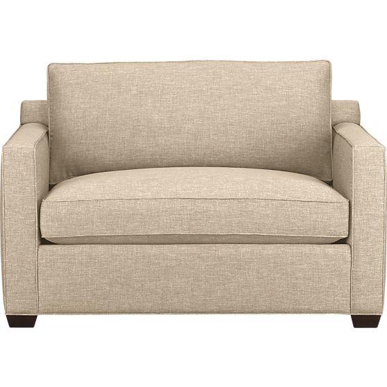 Davis Twin Sleeper Sofa Twin Sleeper Sofa Sleeper Sofa Love Seat