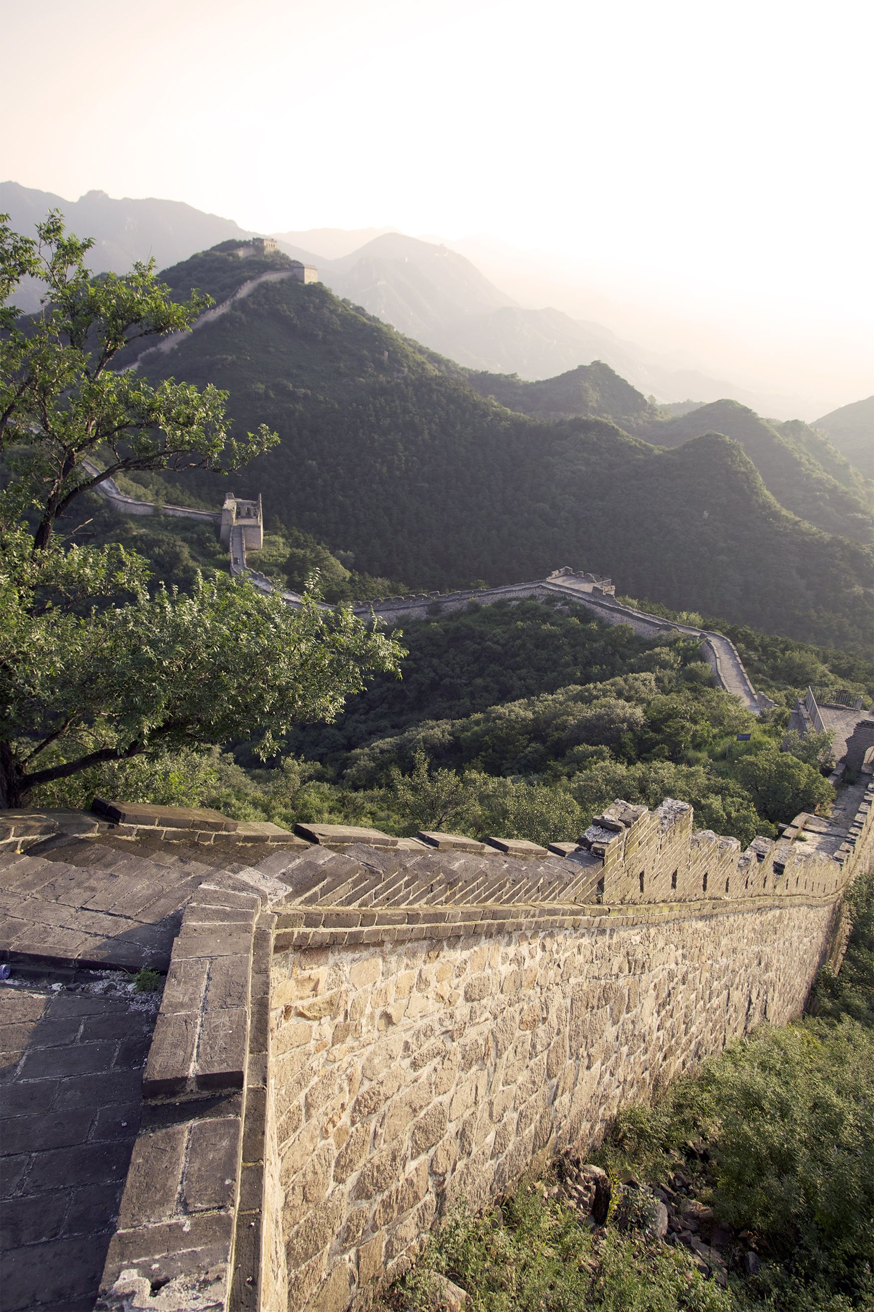 Ein Tipp Wie Du Die Chinesische Mauer Nahezu Fur Dich Alleine Hast Chinesische Mauer Mauer Chinesisch