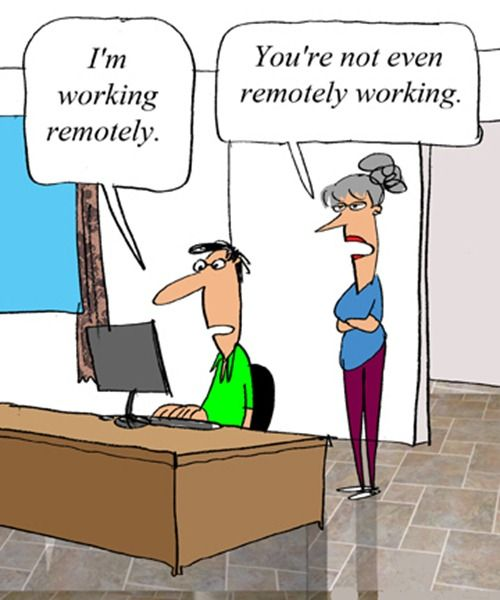 Working Remotely Working From Home Meme Hr Humor Work From Home Moms
