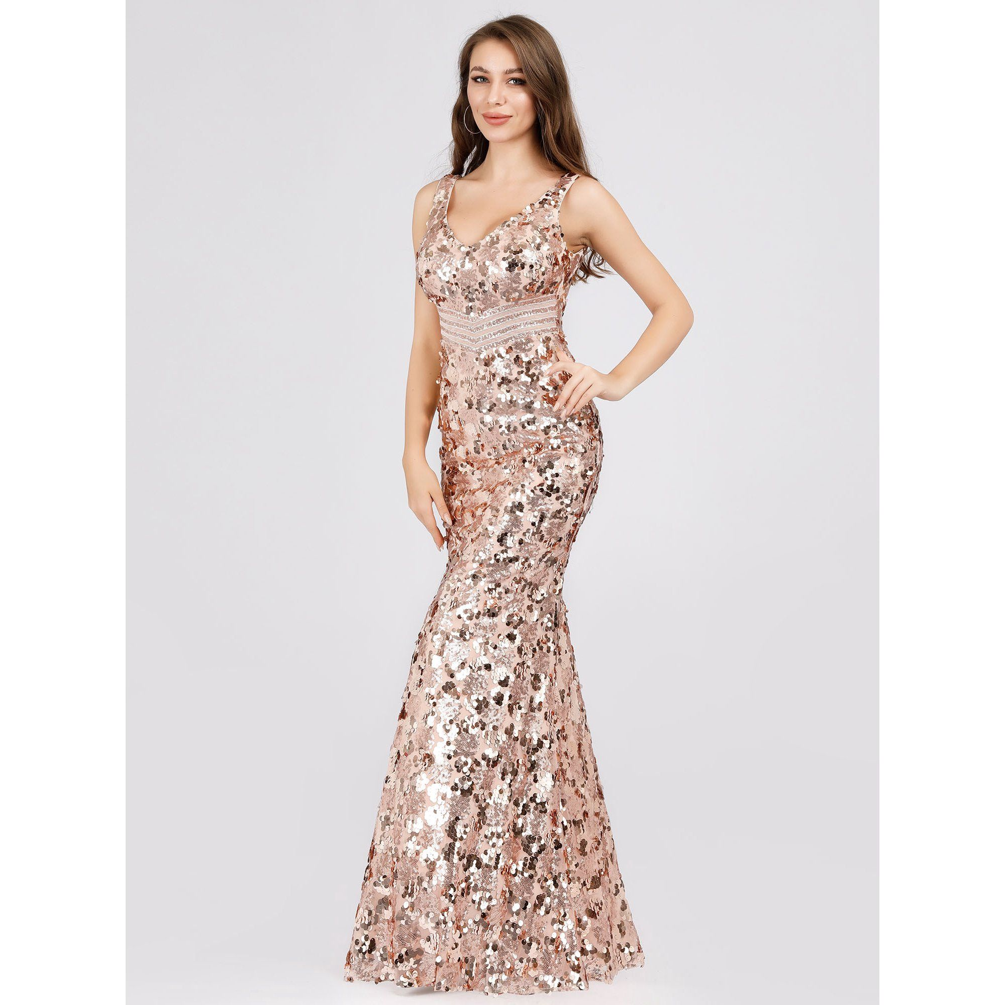 Ever Pretty Ever Pretty Womens Mermaid Prom Dresses For Women 07872 Gold Us4 Walmart Com In 2021 Prom Dresses Long Mermaid Sequin Prom Dresses Long Evening Party Gowns [ 2000 x 2000 Pixel ]