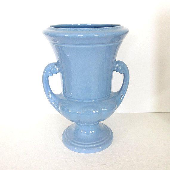 Vintage Abingdon Vase Blue Abingdon Pinterest