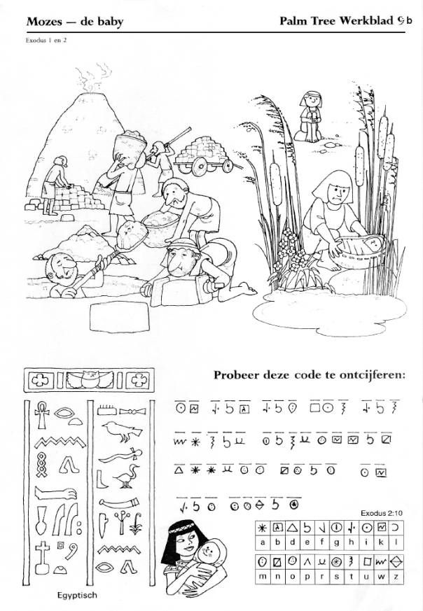 10 Melaatsen Kleurplaat Leuk Werkblad Mozes Manualidades Biblicas Bible Crafts