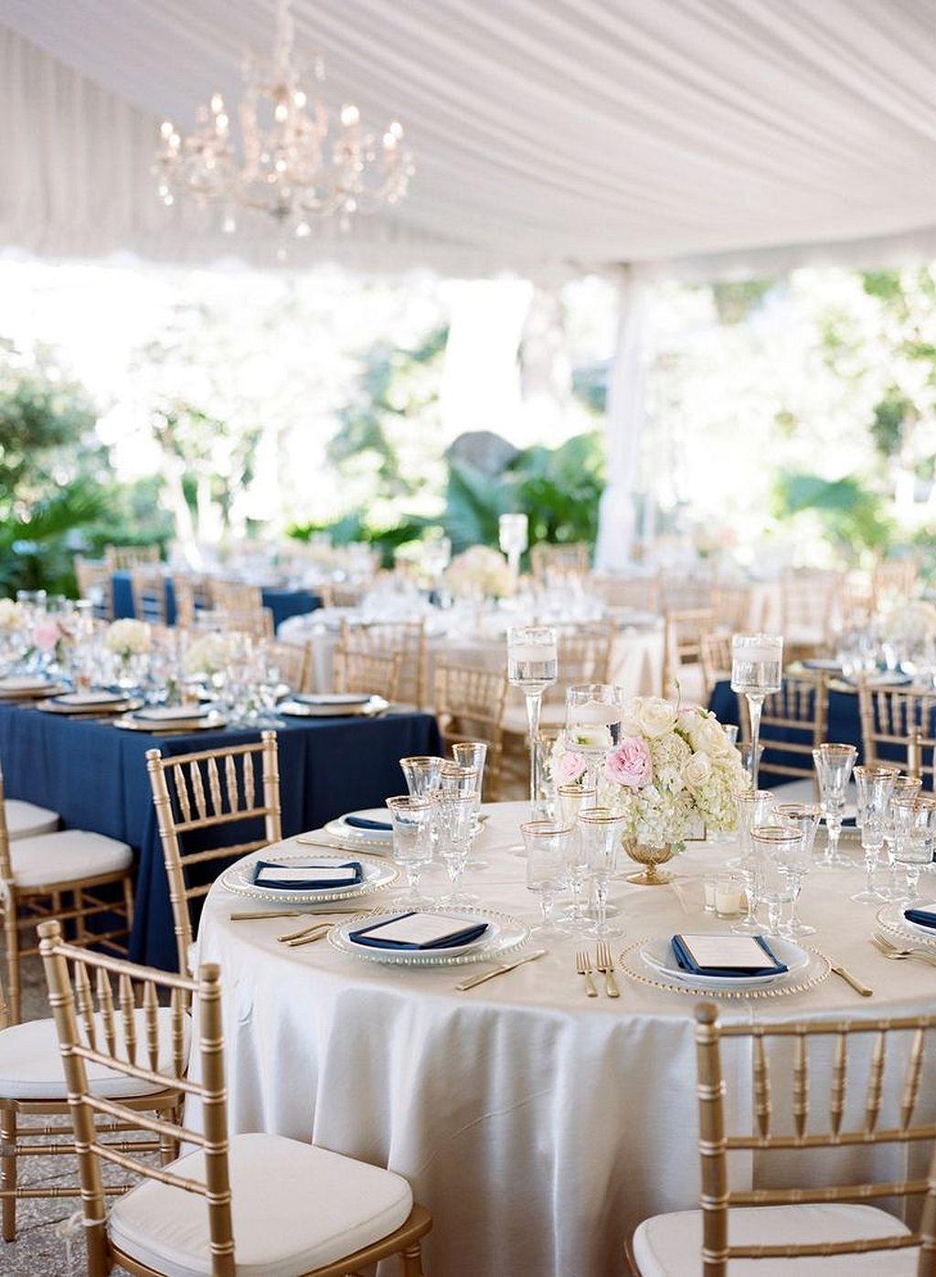 Navy blue wedding theme ideas 73 | Pinterest | Navy blue wedding ...
