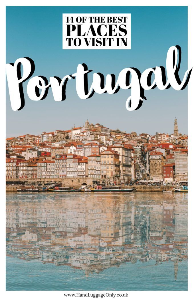 19 Beautiful Castles In Portugal You Have To Visit #bestplacesinportugal