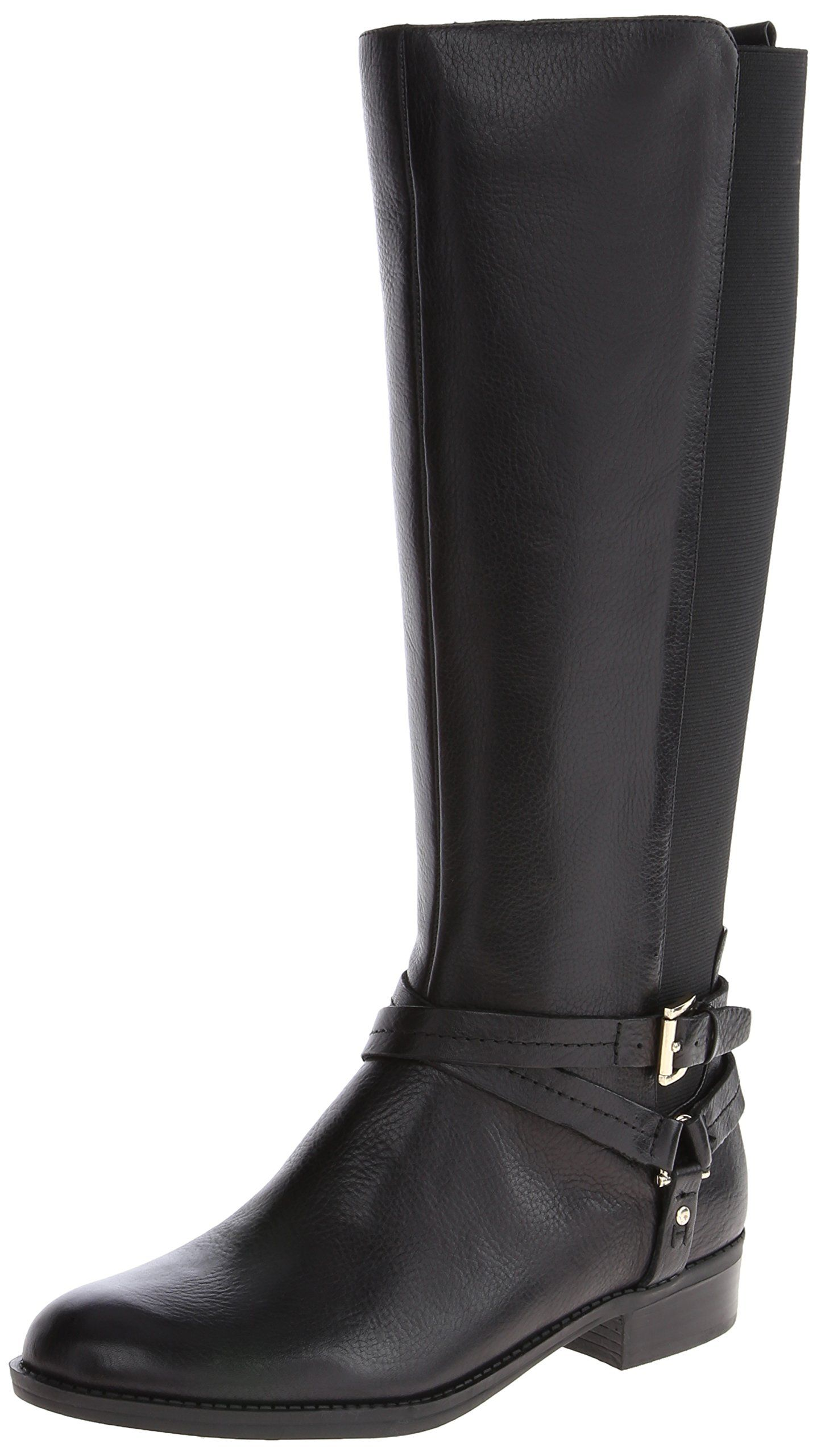 7d07e981a59 Tommy Hilfiger Women's Sienna Riding Boot,Black,8.5 M US   Epic Chic ...
