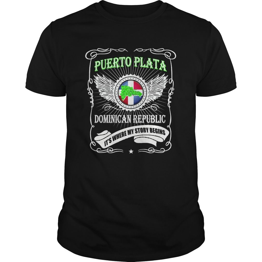 Puerto Plata Dominican Republic T-Shirts, Hoodies. BUY IT NOW ==►…