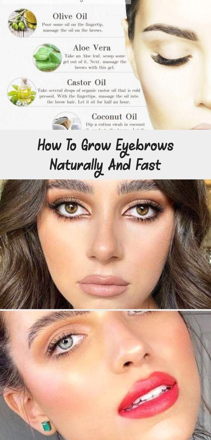 #lemonjuice Explore tips on how to grow eyebrows naturally ...