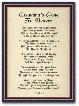 Still miss my Grandma, everyday | Grandma quotes, Missing ...