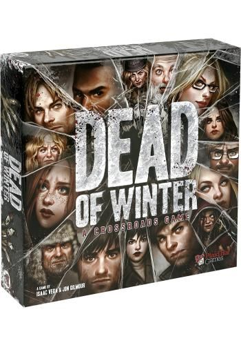 A Crossroads Game - Bordspel van Dead Of Winter