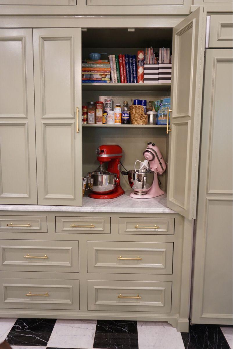 Baker's Cabinet