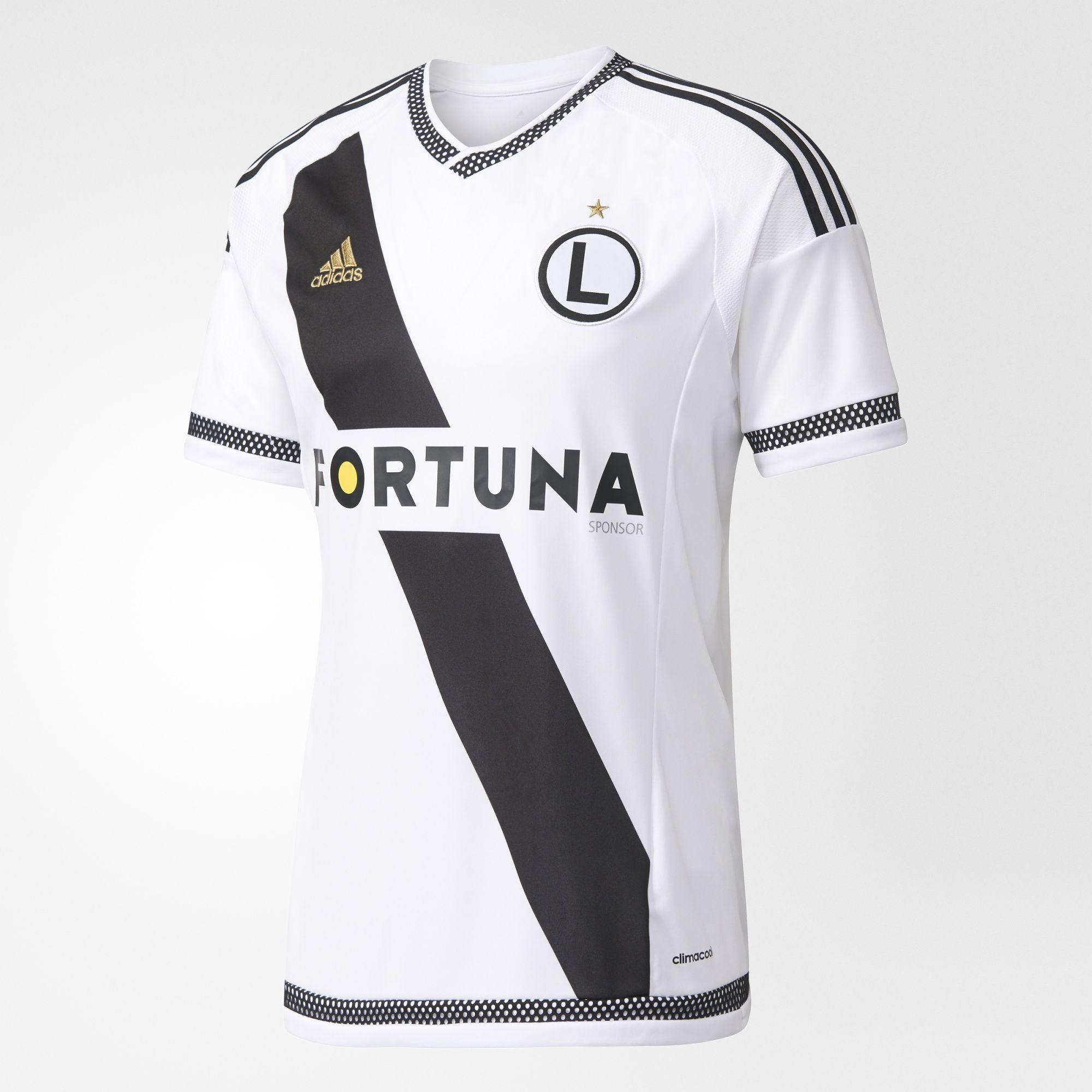 adidas - Legia Warszawa Home Replica Jersey