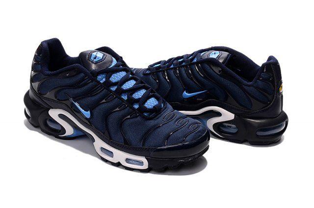 Nike Air Max Plus TN Midnight Navy Black University Blue