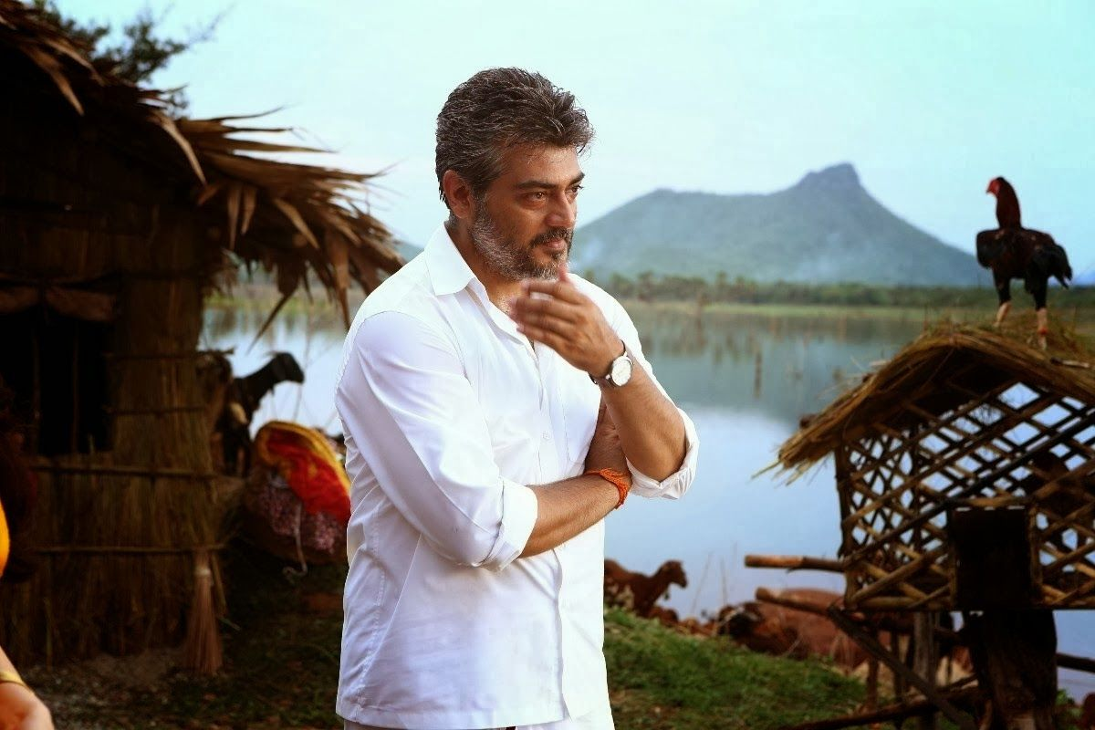 veeram ajith hd