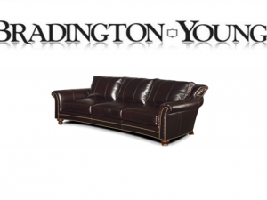 Leather Gallery Calvin S Furniture Leather Sofa Brown