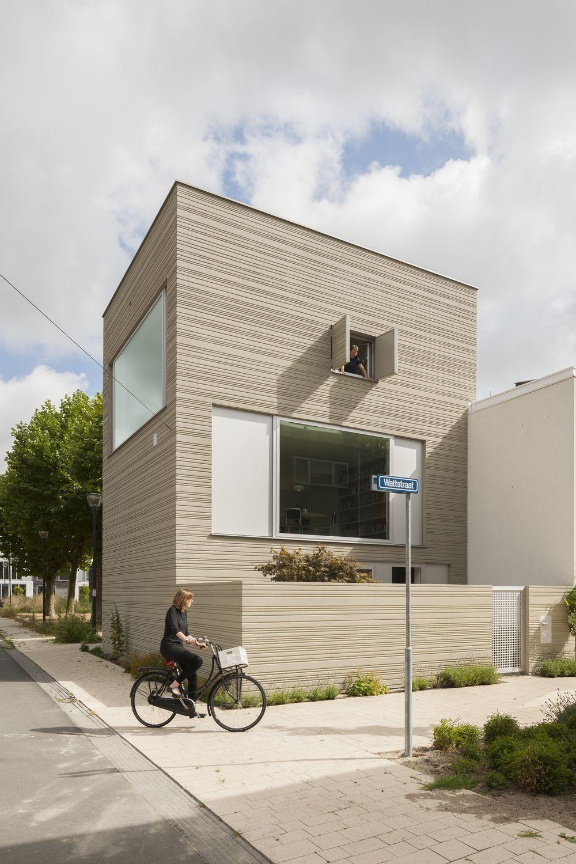 En images laménagement ingénieux et original dune maison étroite