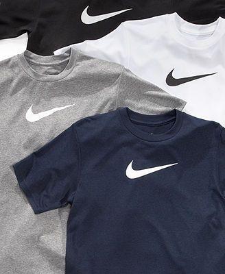 0b98e73b27 Nike Kids T-Shirt, Boys Legend Dri-FIT T-Shirt | Camden | Nike kids ...
