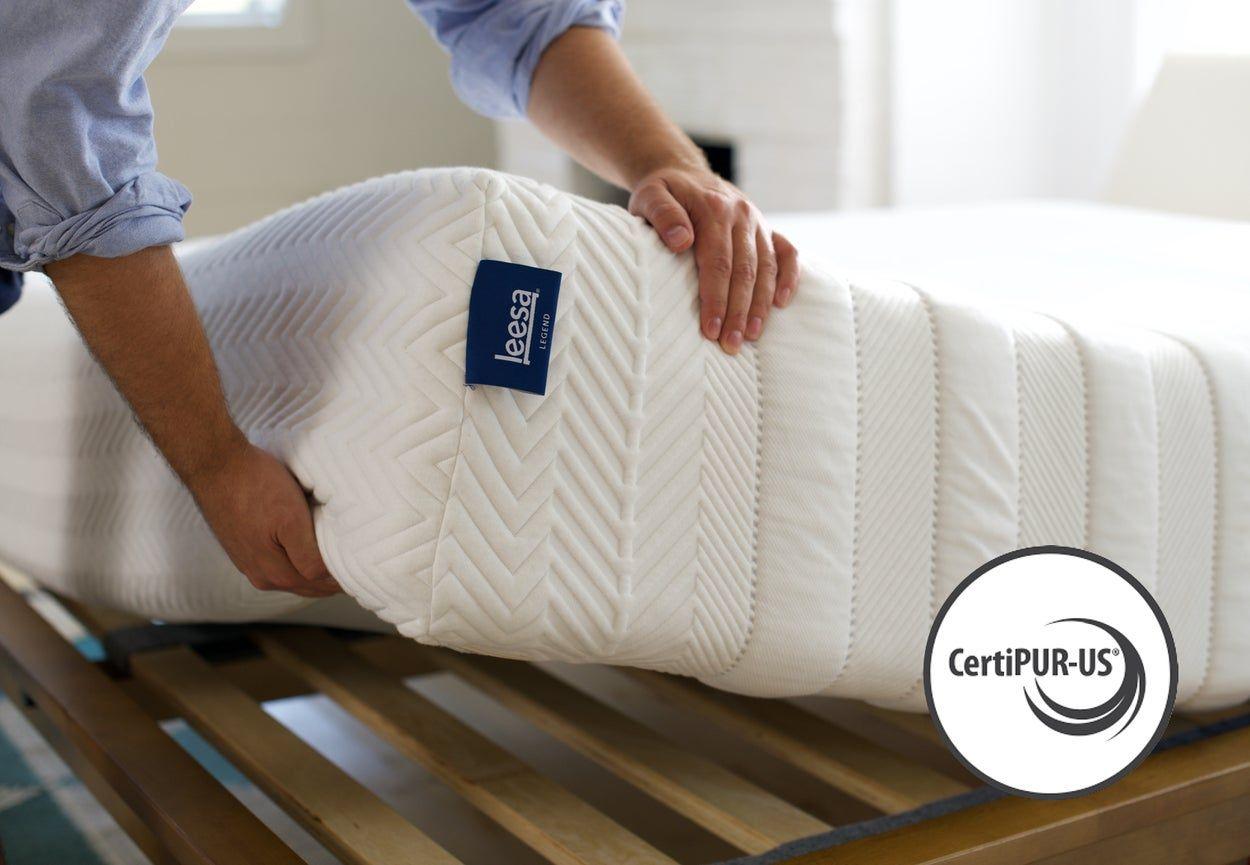 Luxury Mattress Organic Cotton Wool Leesa Legend Mattress In 2020 Luxury Mattresses Organic Cotton Luxury