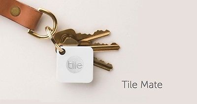 Tile Mate Key Finder Bluetooth Tracking Device Gift Edition View More On