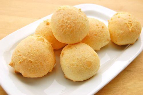 Pao De Queijo The Baking Time Is Off In The Written Instructions