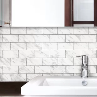 Smart Tiles Milenza Bari 10 X 9 Gel Peel Stick Mosaic Tile Peel Stick Backsplash Stick On Tiles Mosaic Tiles
