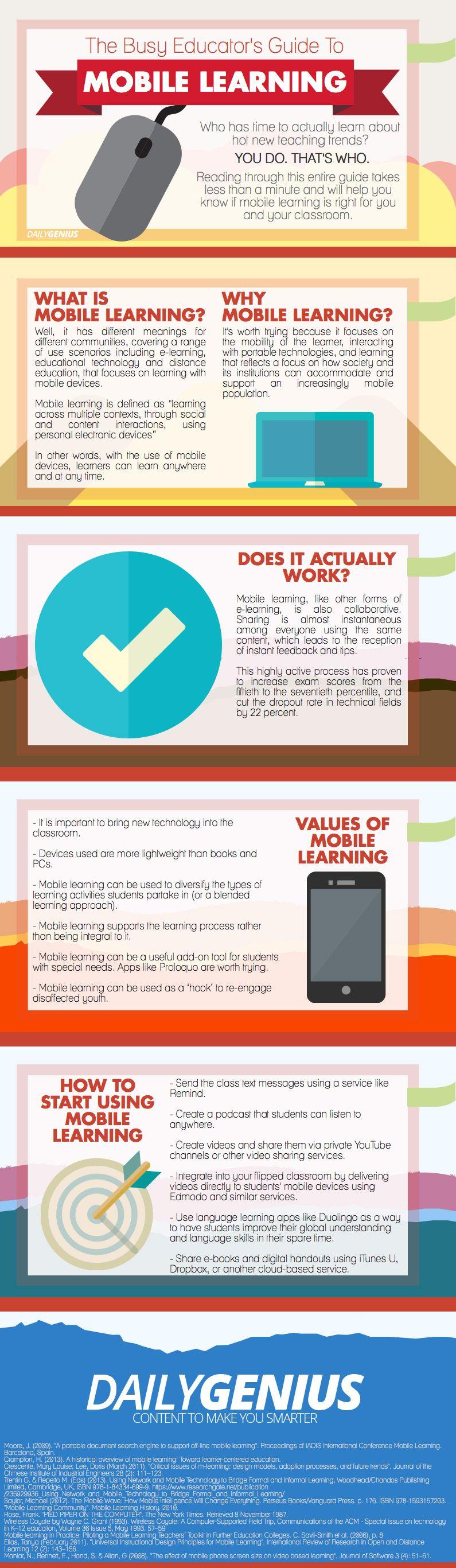 guida mobile learning