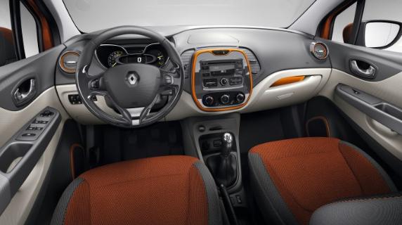 2017 Renault Captur Interior | RENAULT | Pinterest | Cars