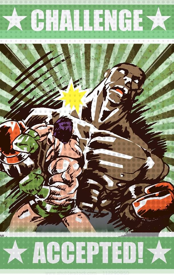 Mike Tyson's Punch-Out!! - Little Mac vs. Mike Tyson ...