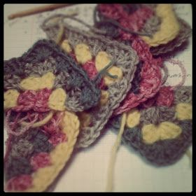 Get Smitten by Lisa Pocklington: Crochet Bunting Tutorial
