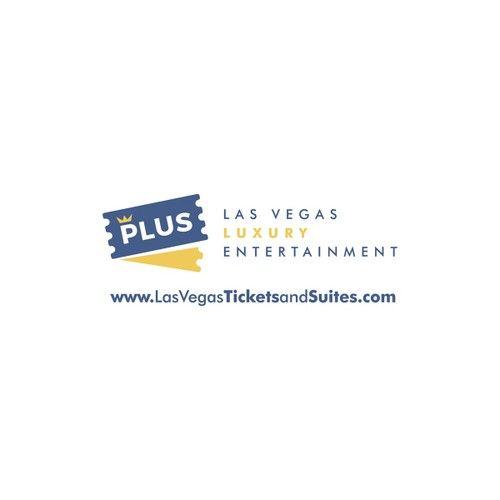 Plus Or A Plus Symbol Logo For Las Vegas Ticket Broker We Own