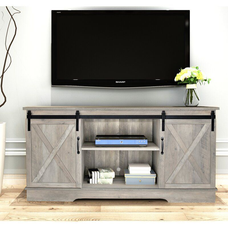 Heger Tv Stand For Tvs Up To 65 Living Room Entertainment Center Living Room Entertainment Wooden Tv Stands