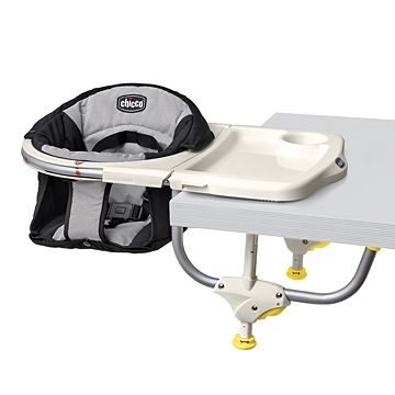 Space Saving Portable Highchair These Were Awesome We Put Them