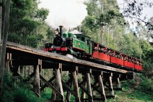 Dandenong - Puffing Billy