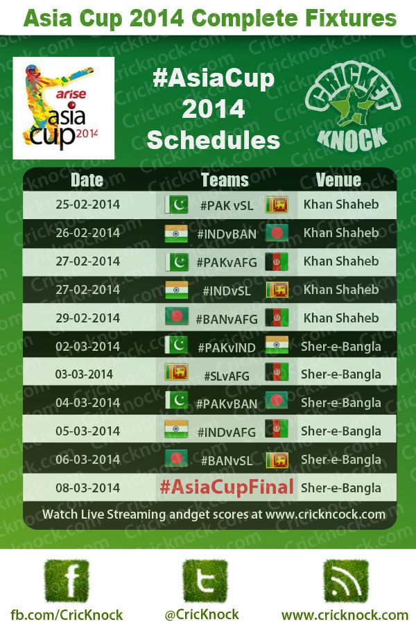 ASIA CUP 2014 FIXTURES PDF DOWNLOAD