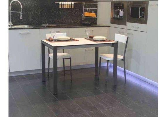 Transporte gratuito mesa cocina punto ondarreta cuadrada for Cocinas online precios